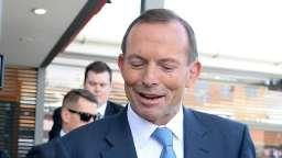 Prime Minister Tony Abbott (AAP Image/Dan Himbrechts)