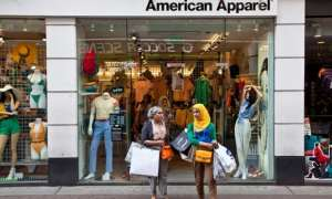Muslim shoppers