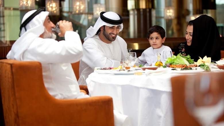 While the concept of fine dining is still confined to the affluent class, the casual dining segment has seen growth in the GCC, with the entry of new brands almost every year. - Getty Images