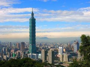 Taipei 101 is one of the scenic spots in Taiwan targeting at Muslim tourists from Southeast Asia. (Courtesy of Taipei 101)