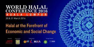 World Halal Conference 2016