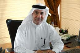 His Excellency Tayeb Al-Rais, Secretary General of Awqaf and Minors Affairs Foundation (AMAF).