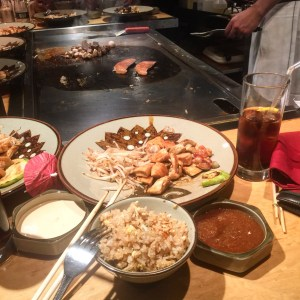 Benihana, London › HALAL FOOD DIARY