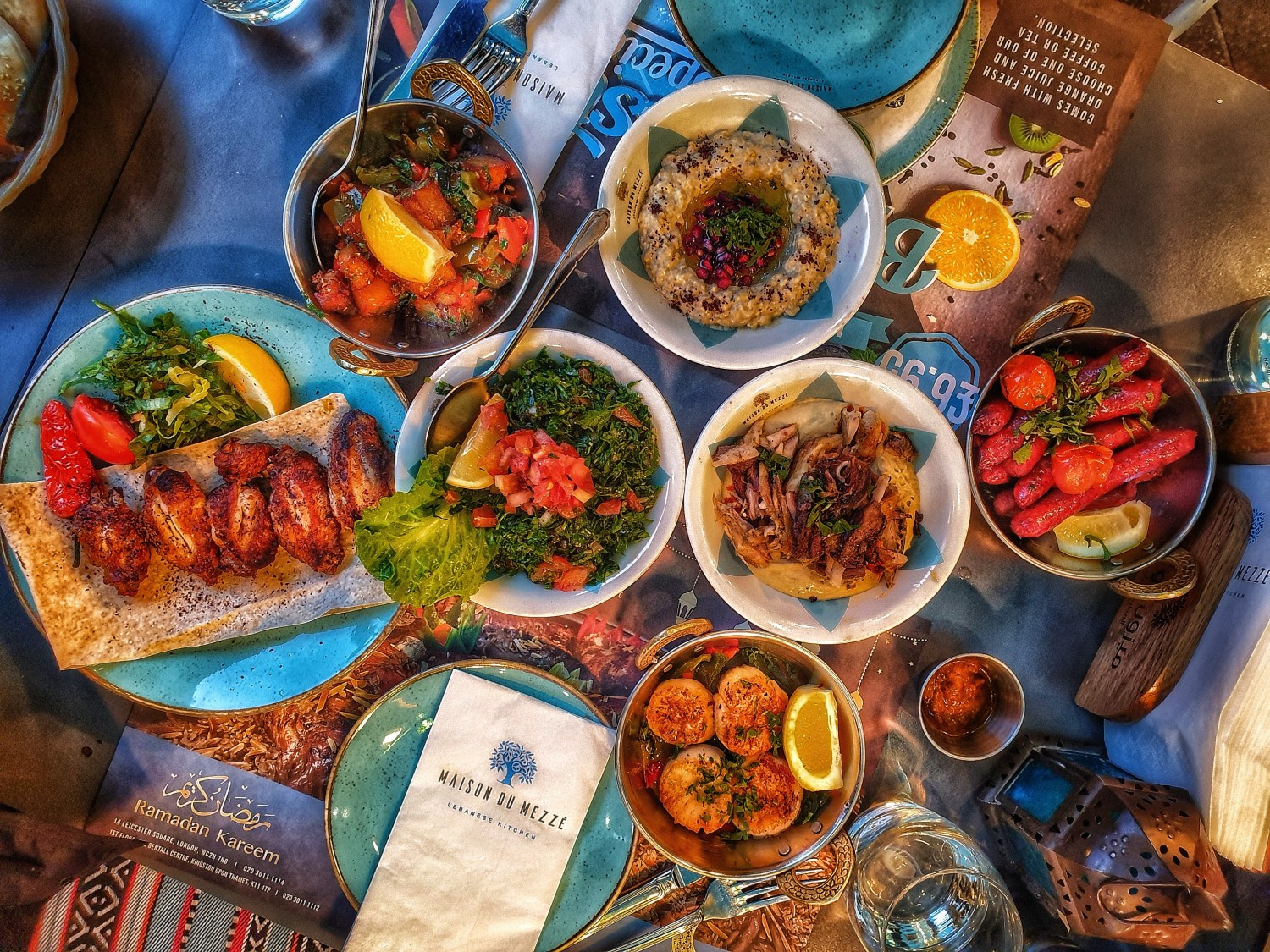 Ramadan 2019 - Where to eat for Iftar and Suhoor | Halal