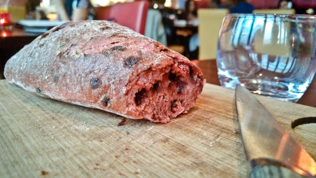 Chocolate & Beetroot Bread