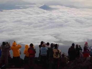 Mount Fuji Climbing Season Opens