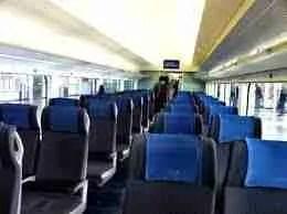 free wi fi service in keisei skyliner train