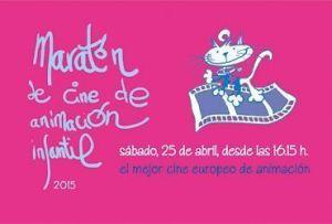 Maratón de Cine de Animación Infantil en el Tormes