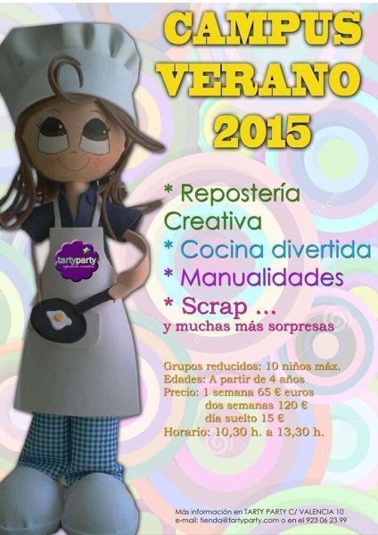 Campus Verano Tarty Party