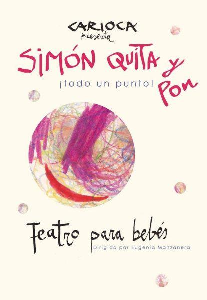 """Carioca con """"Simón quita y pon"""" en la Torrente"""
