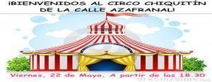 Circo Chiquitin en Azafranal