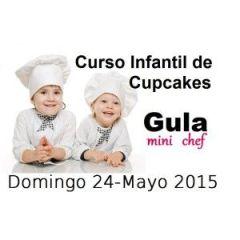 Curso de cupcakes el 24 de mayo