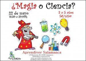 Magia o ciencia en Aprendiver