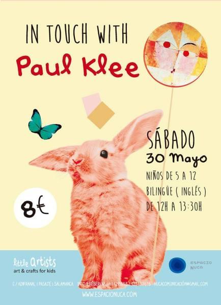 Paul Klee en Espacio Nuca
