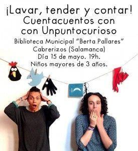 Unpuntocurioso en Cabrerizos el 15 de mayo