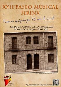 Paseo Musical de Sirinx 2015
