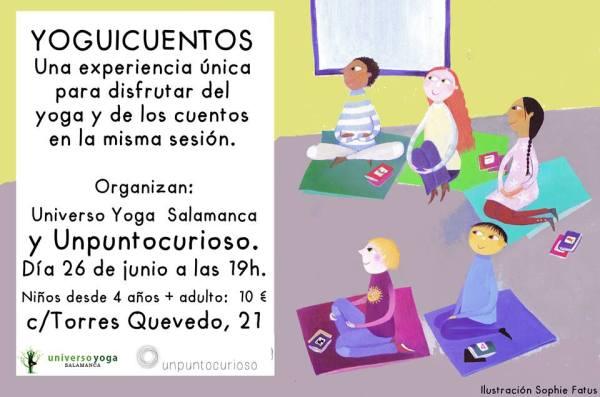 YogiCuentos en Universo Yoga