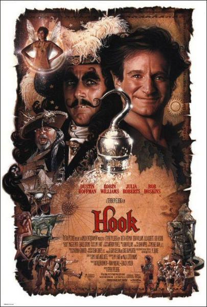 """""""Hook el Capitán Garfio"""" al aire libre en la Torrente Ballester"""