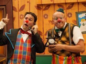 Clownacion de Kamaru en Guijuelo
