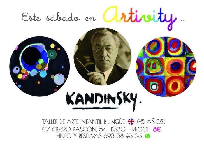 Kandinsky en el Artivity