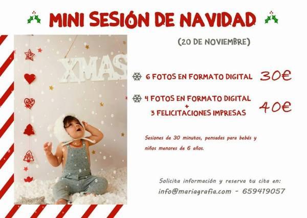Sesión de fotos con Mariagrafía en Mamis en Forma Salamanca