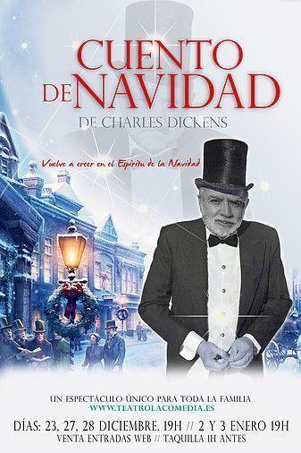 Cuento de Navidad en el Teatro La Comedia
