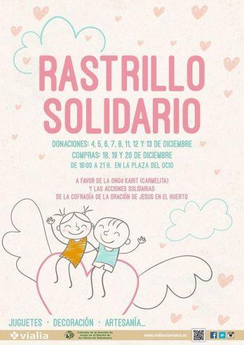Rastrillo Solidario de Vialia
