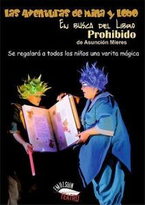 Teatro infantil en el Teatro La Comedia de Salamanca
