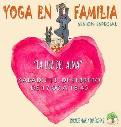 Yoga en familia en Ecocentro El Roble Cabecera