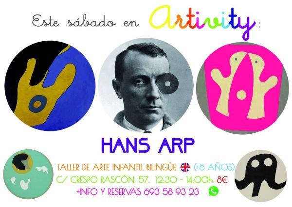 Artivity con Hans Arp