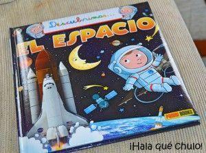 """El libro """"Descubrimos... el espacio"""""""