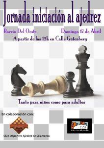 Taller de iniciacion al ajedrez