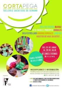 Campamento Creativo CORTAPEGA de la Fundación Venancio Blanco