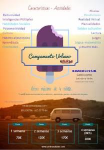 Campamento Urbano de Edukas