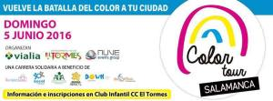 Colour Tour 2016 en Salamanca