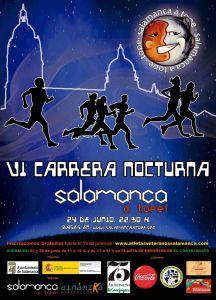 VI Carrera Nocturna por Salamanca