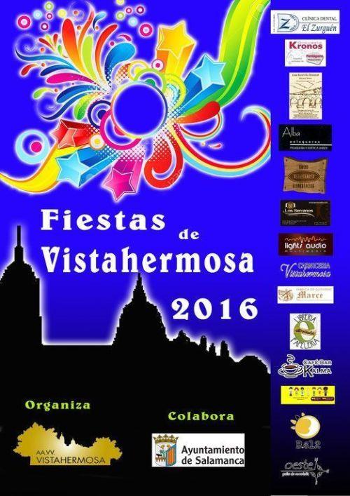 Fiestas Vistahermosa 2016