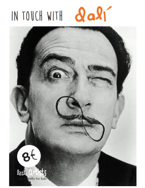 Dalí vuelve al Little Artists de Espacio Nuca