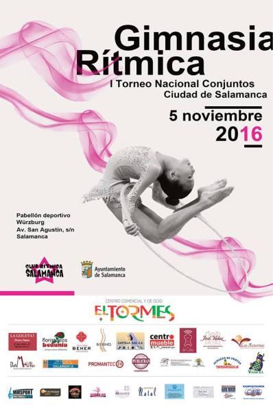 I Torneo Nacional de Gimnasia Rítmica por Equipos Ciudad de Salamanca
