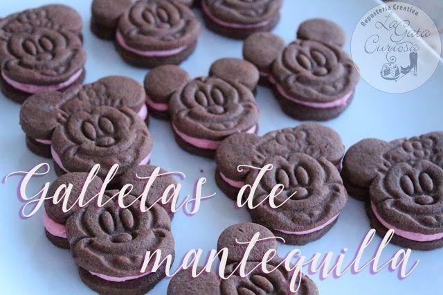 Taller infantil de galletas de mantequilla en La Gata Curiosa