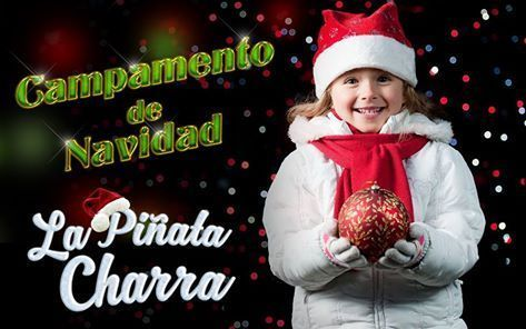 Campamento de Navidad en La Piñata Charra