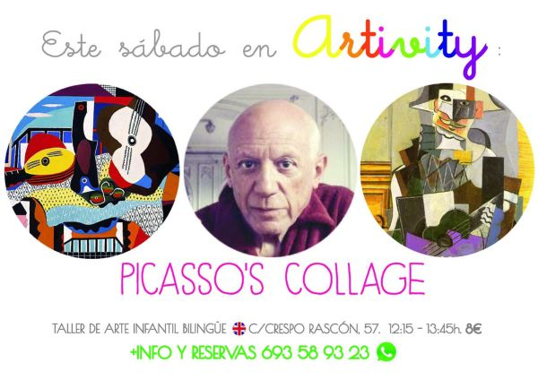 Picasso en el Artivity