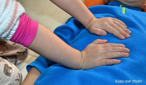 Taller de relajación para niños y mandalas