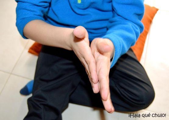 Taller de relajación y mandalas para niños