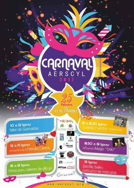 Carnaval AERSCYL en El Tormes