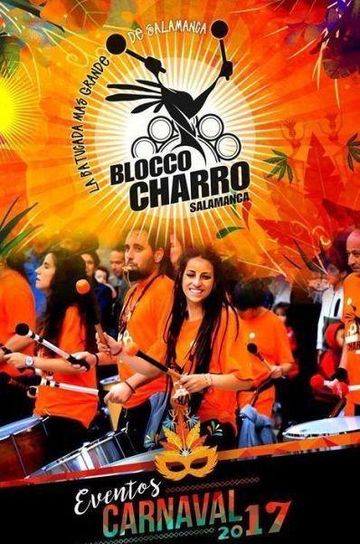 Carnaval de Blocco Charro en Vistahermosa