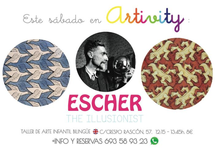 Escher en el Artivity