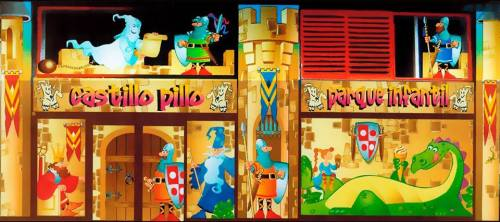 Carnaval en El Castillo Pillo
