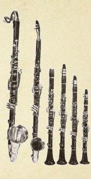 Concierto didáctico de clarinetes en el Conservatorio Profesional de Música