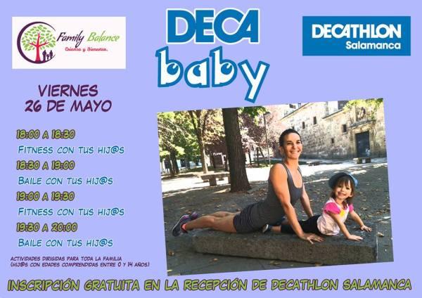 DecaBaby en Decathlon Salamanca con Family Balance
